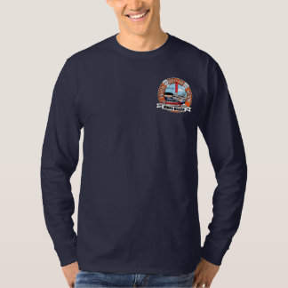 Coast Guard Station Jones Beach New York T-Shirt