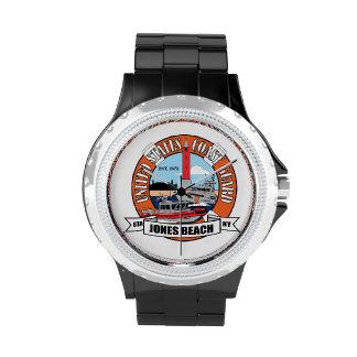 Coast Guard Station Jones Beach New York Wristwatch