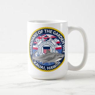 Coast Guard Station Kauai Hawaii Basic White Mug