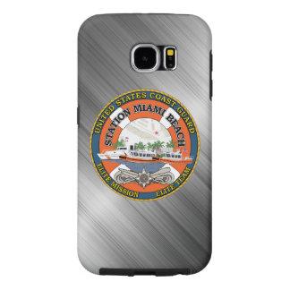 Coast Guard Station Miami Beach Samsung Galaxy S6 Cases