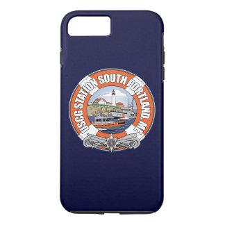 Coast Guard Station South Portland Maine iPhone 7 Plus Case