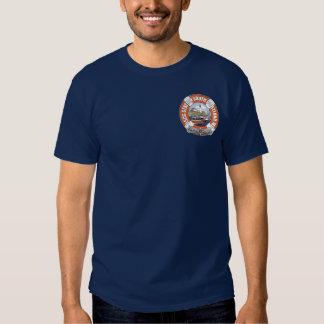 Coast Guard Station South Portland Maine Tshirt