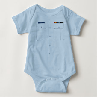Coast Guard Trop Shirt Baby Jumper