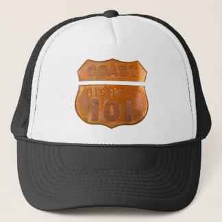 coast highway 101 trucker hat