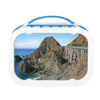 Coast Highway 1 - Big Creek Bridge Lunch Box