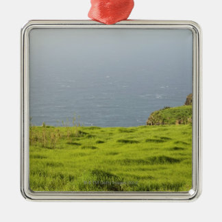 Coast Near Ponta do Pargo, Madeira, Portugal Christmas Ornament