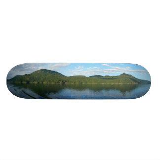 Coast of British Columbia in Scenic Canada 21.6 Cm Skateboard Deck