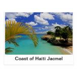 Coast of Haiti Post Card