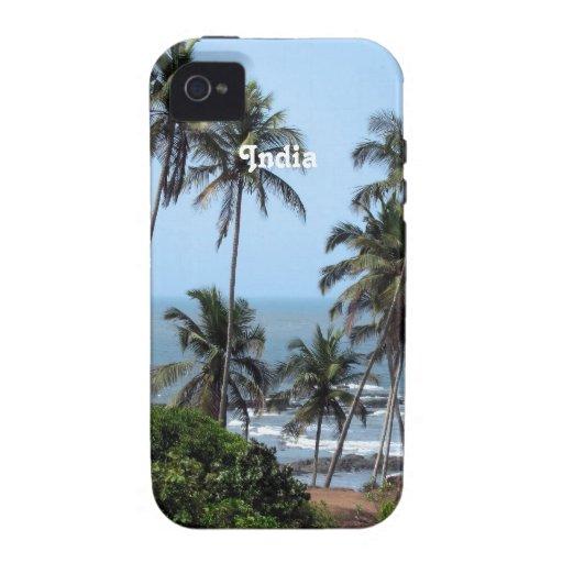 Coast of India iPhone 4 Covers