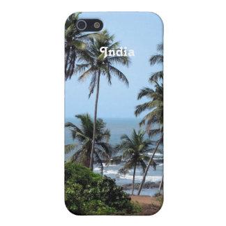 Coast of India iPhone 5/5S Cases