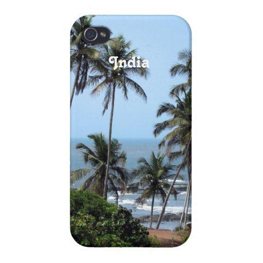 Coast of India Case For iPhone 4