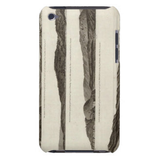 Coast of North West America iPod Touch Cover