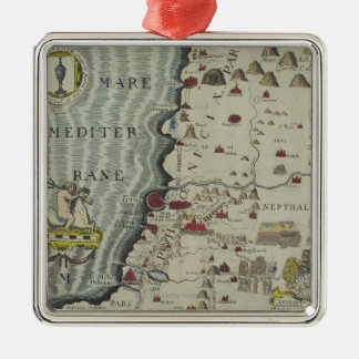 Coast of Phoenicia Christmas Ornament
