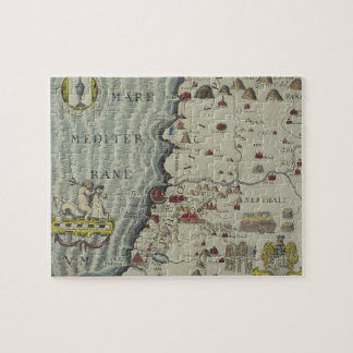 Coast of Phoenicia Jigsaw Puzzle