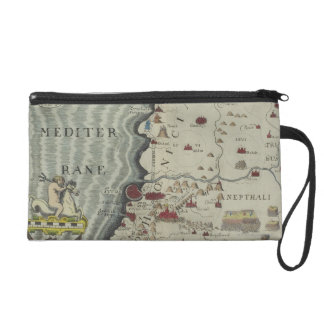 Coast of Phoenicia Wristlet