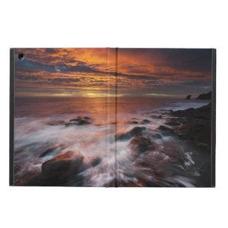Coast Of The Natural Park Of Cabo De Gata iPad Air Cover