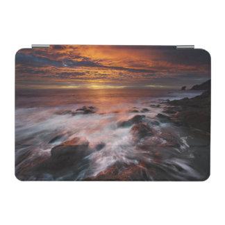 Coast Of The Natural Park Of Cabo De Gata iPad Mini Cover
