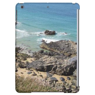 Coast Path nr Padstow, Cornwall iPad Air Case