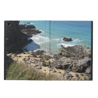 Coast Path nr Padstow, Cornwall Photo iPad Cover