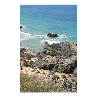 Coast Path nr Padstow, Cornwall Stationery
