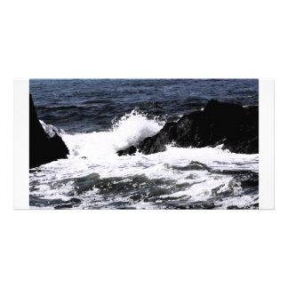 Coast Picture Card