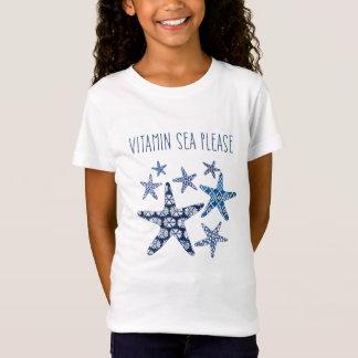 Coastal Art   Vitamin Sea Please T-Shirt