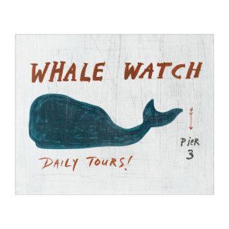Coastal Art | Whale Watch
