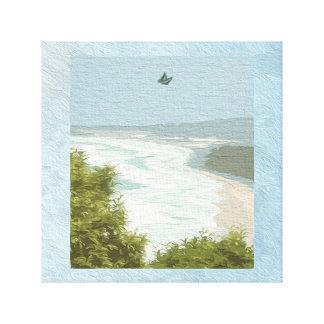 Coastal Australia Canvas Print