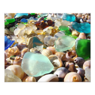 Coastal Beach Seaglass Photography art prints Photo Art