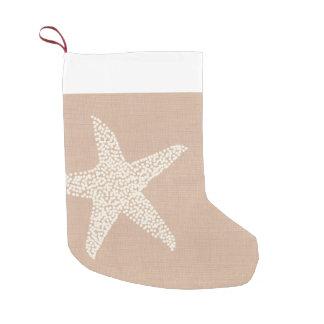 Coastal Beach Starfish Christmas Holiday
