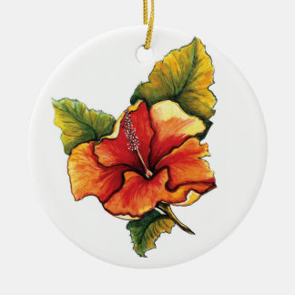 Coastal Christmas Ornament