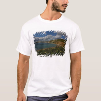 Coastal cliffs and landscape T-Shirt