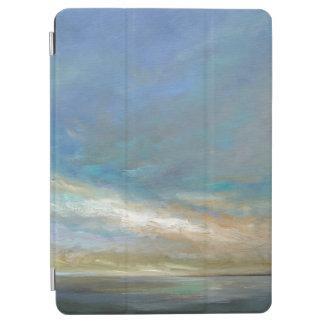 Coastal Clouds with Ocean iPad Air Cover
