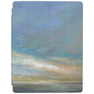 Coastal Clouds with Ocean iPad Cover