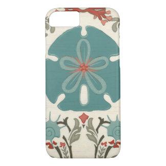 Coastal Damask II iPhone 8/7 Case
