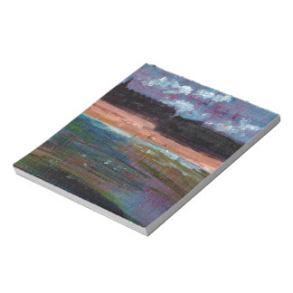 Coastal Dreams notepad