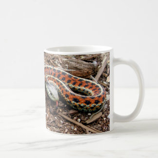 Coastal Garter Snake Coffee Mug