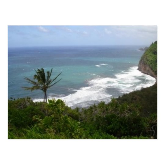Coastal Hawaii Postcard