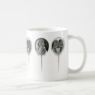 Coastal Horseshoe Crab Coffee Mug