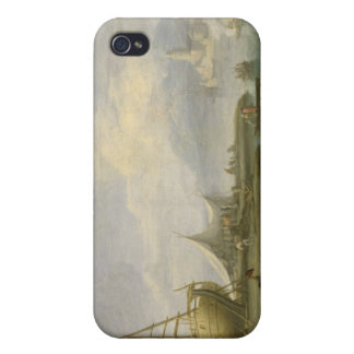 Coastal Landscape iPhone 4 Cover