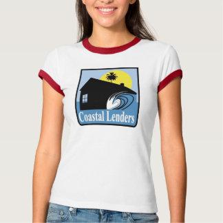 Coastal Lenders T Shirts