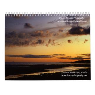 Coastal Light Calendar