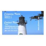 Coastal Lighthouse Business Cards