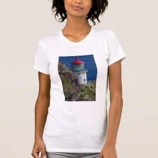 Coastal lighthouse, Hawaii T-Shirt
