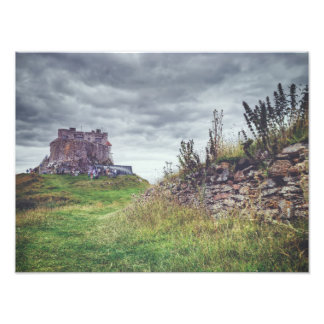 Coastal Lindisfarne Art Photo