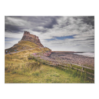 Coastal Lindisfarne Photo Art