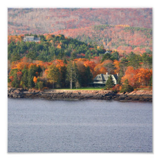 Coastal Maine print
