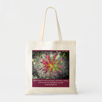 Coastal Paintbrush Tote