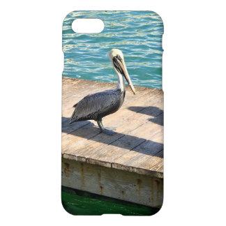 Coastal Pelican iPhone 7 phone case