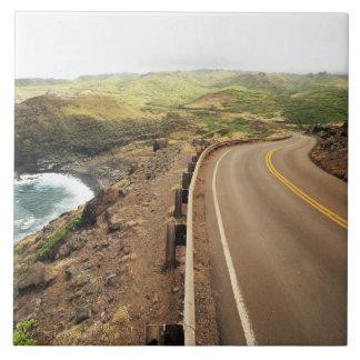 Coastal Road Tile